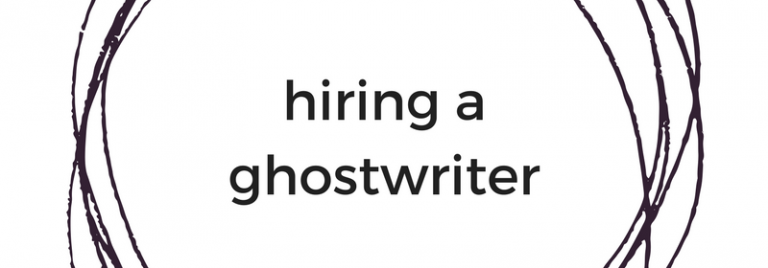 How to find the right ghostwriter to produce content while you are on leave