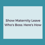 How Denise Duffield-Thomas Prepared Her Business for Maternity Leave